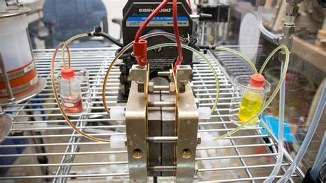 This 'flow battery' could power green homes when the sun goes down and the wind stops blowing