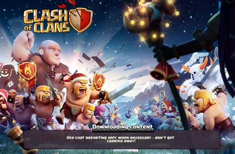 Clash of Clans stuck at loading screen, fix for problem fails – Product Reviews Net