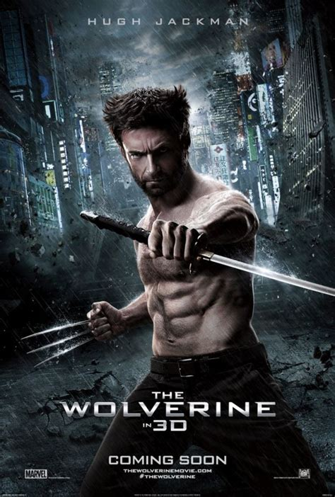 Extended Look at The Wolverine Trailer and New Poster - IGN