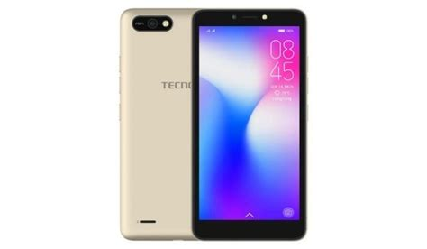 TECNO POP 2 Power comes with a big battery and Android Go Edition