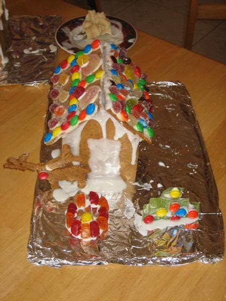 the world's best gingerbread house   Photo