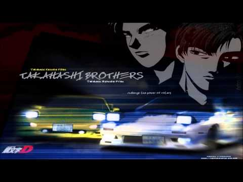 Initial D - Intro AE86 (Movie Soundtrack) - YouTube