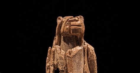 Prehistoric Lion Man points towards earliest notions of religion in new British Museum show